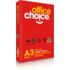 OFFICE CHOICE 80GSM A3 PREMIUM Copy Paper 500 Sheets Ream