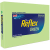 REFLEX 80GSM A3 TINTED Paper Green 500 Sheets Ream