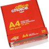 OFFICE CHOICE SHEET PROTECTORS A4 Copysafe Box of 300