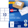 AVERY L7173 MAILING LABELS Laser 10 UP 99.1 x 57mm Box of 100