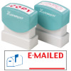 XSTAMPER STAMP CX-BN 2025 EMAILED WITH ICON