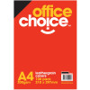 Office Choice Binding Covers A4 300gsm Leathergrain Black Pack of 100