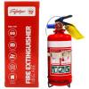 Co2 Fire Extinguisher 1Kg with Bracket