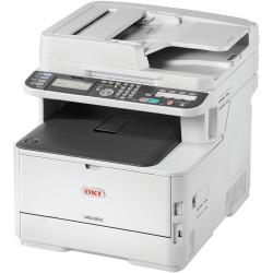 OKI A4 COLOUR MULTIFUNCTION Printer 30ppm Mono,26ppm Colr Duplex,Ethernet,3 Yr Warranty