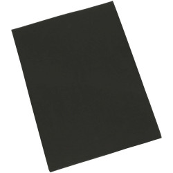 COLOURFUL DAYS COLOURBOARD A4 200GSM Black 50 Sheets Pack