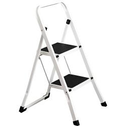 Italplast Step Ladder 2 Step White