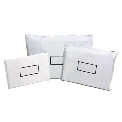 CUMBERLAND COURIER BAGS Self Adhesive Flap 5Kg 375mm x 550mm Pack of 50