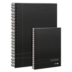 SPIRAX 401 PLATINUM NOTEBOOK A5 PP 200 Page