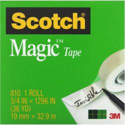 Scotch 810 Magic Tape 19mmx33m