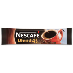 NESCAFE BLEND 43 INSTANT Coffee 1.7gm Sticks Pack of 1000