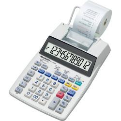 Sharp EL-1750V Desktop Printing Calculator 12 Digit