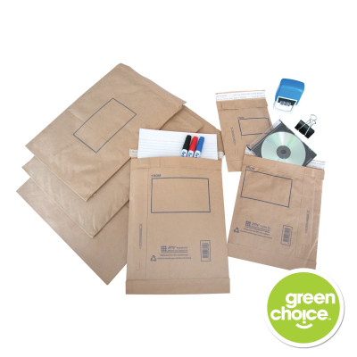 Jiffy Sp6 Padded Bag 300x405mm Self sealer Pack Of 10