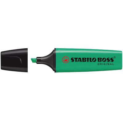 Stabilo Boss 70/51 Highlighter Chisel 2-5mm Turquoise